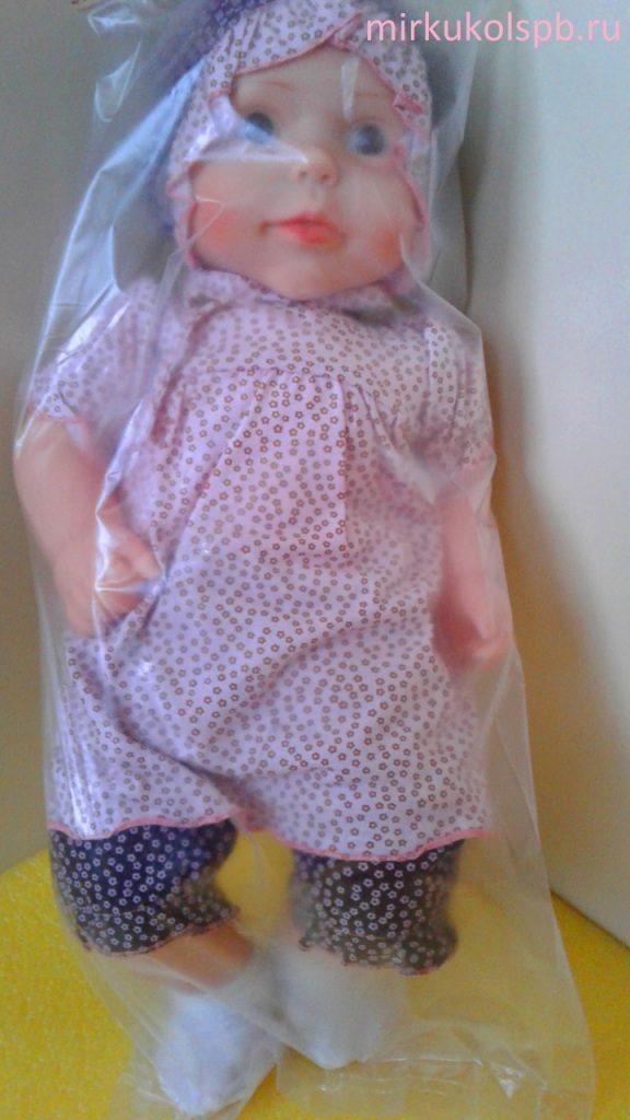Аленка Сан Бэби 02 Кукла пупс 58 см