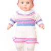 Аленка Сан Бэби 104 Кукла пупс 58 см