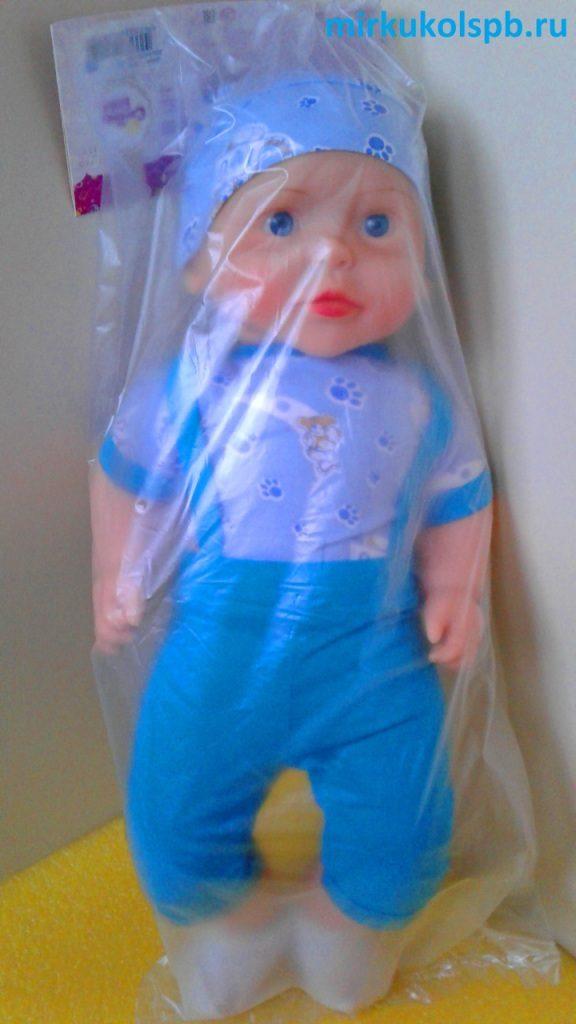 Аналог кукол реборн Егорка Сан Бэби 124 Кукла мальчик Пупс 58 см