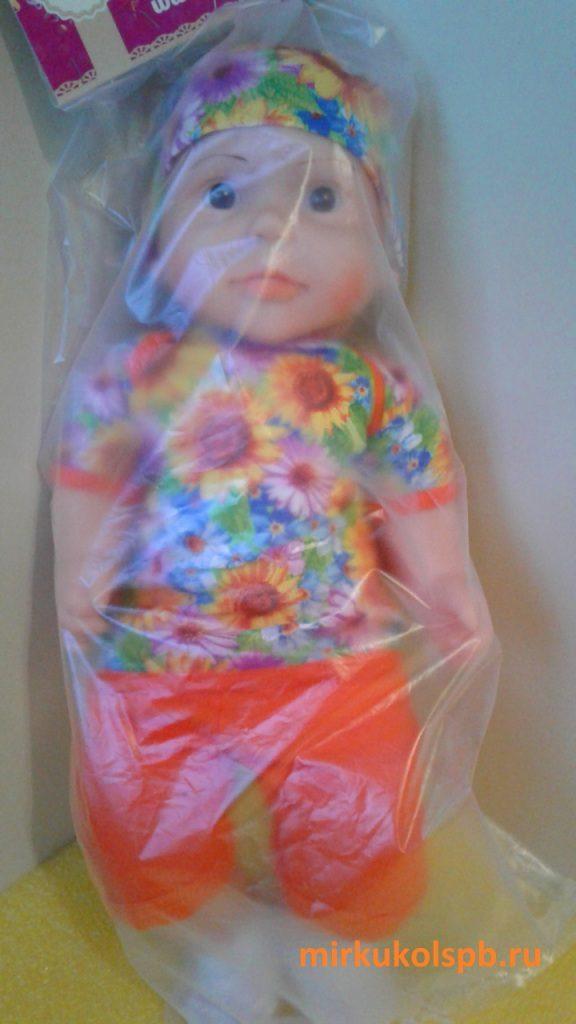 Кукла Сан Бэби Егорка 125 Кукла мальчик Пупс 58 см