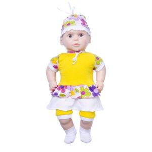 Аленка Сан Бэби 101 Кукла пупс 58 см. Россия