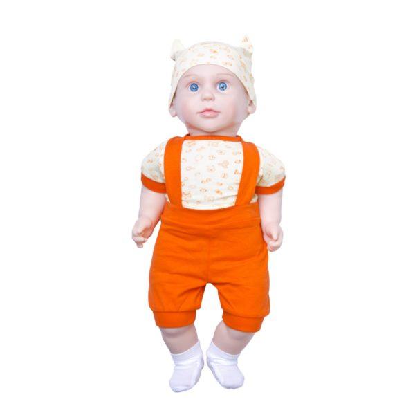 Кукла Малыш Егорка — симпатичная кукла мальчик