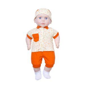 Егорка Сан Бэби 125 Кукла мальчик Пупс 58 см. Россия