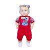 Егорка Сан Бэби 126 Кукла мальчик Пупс 58 см. Россия