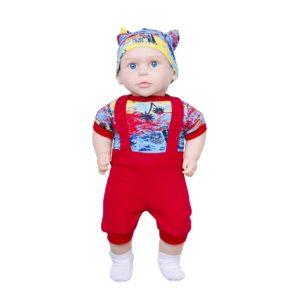 Егорка Сан Бэби 126 Большая кукла мальчик 58 см. Россия