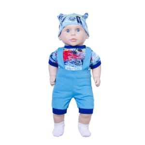 Кукла Сан Бэби в точности копирует младенца. Кукла размером с 3-х месячного ребенка.