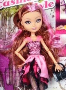 Fairy Tale Girl Кукла в платье с аксессуарами, шарнирные руки и ноги