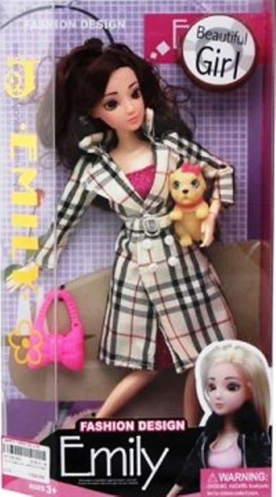 Кукла Fashion Design Emily