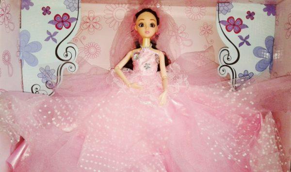 Кукла «Принцесса» в свадебном платье