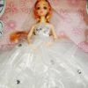 Кукла «Принцесса» в свадебном платье 3553