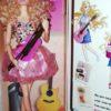 Sariel. Кукла со скрипкой 3506