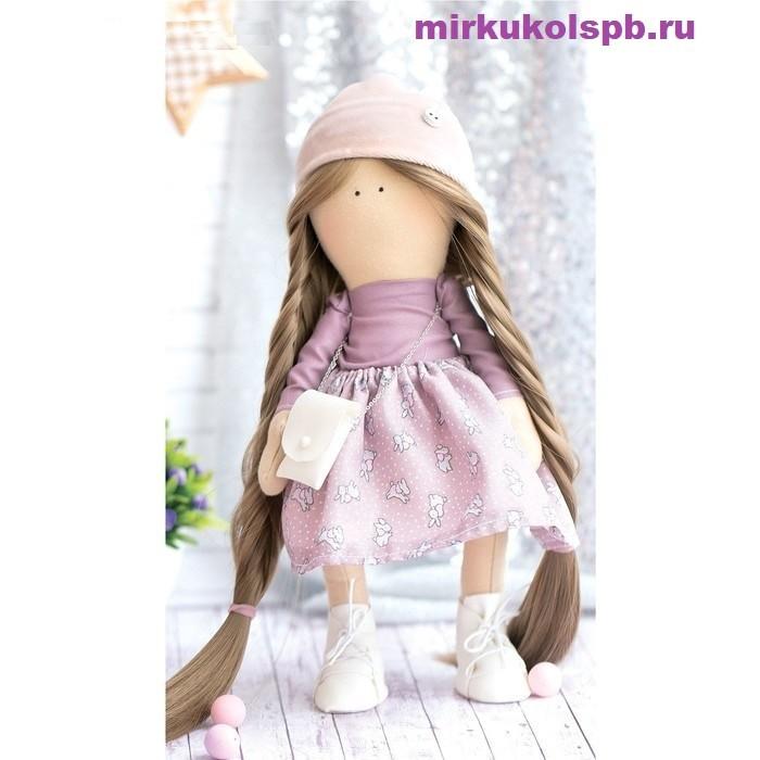 сшить своими руками мягкую куклу Плюм