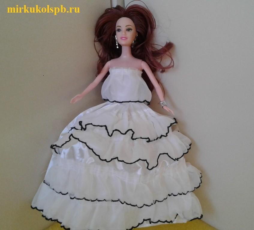 Sweet days Кукла в белом платье