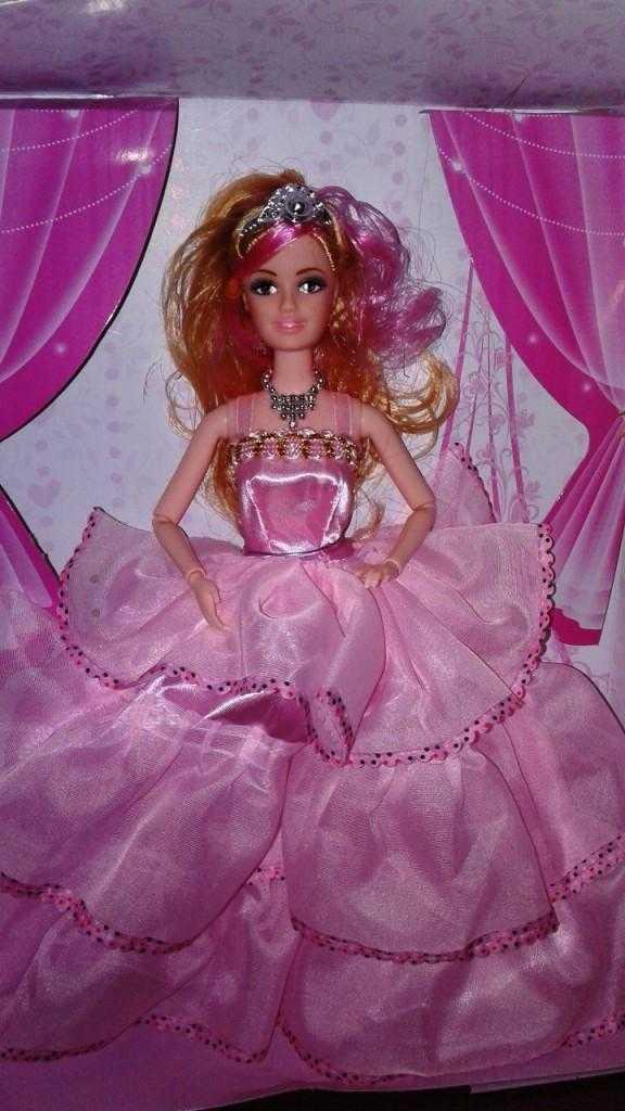 Weddings. Кукла в бальном платье