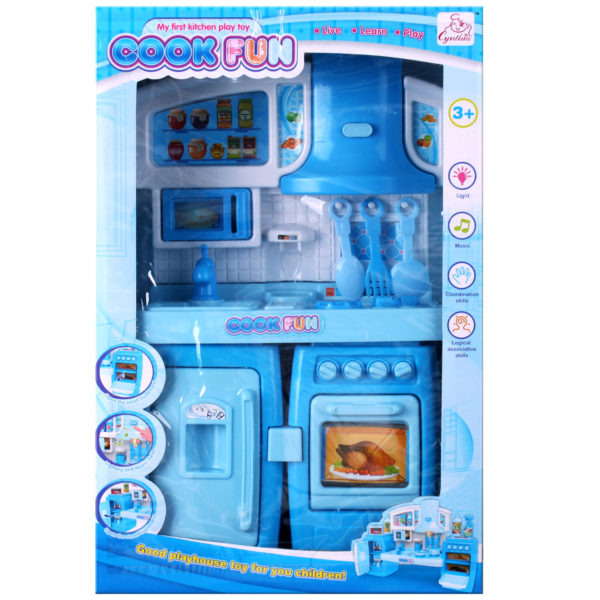 Кухня для кукол. Cook Fun.