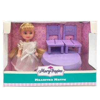 Кукла Мэгги Ждем гостей