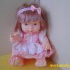 Пупс в платье Ardana baby подарок для девочки. 4082