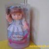 Пупс в платье Ardana baby подарок для девочки. 4080