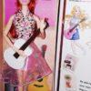 Рыжеволосая кукла с гитарой. Шарнирная. Sariel 3503