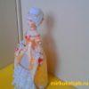 Дама в бальном платье. Фарфор. Коллекционная кукла ручной работы. 4073