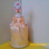 Дама в бальном платье. Фарфор. Коллекционная кукла ручной работы. 4074