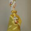 Кукла ручной работы - Дама в бальном платье. Фарфор. Коллекционная кукла ручной работы. 5536