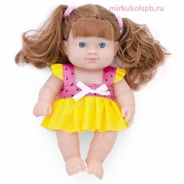 Мила кукла пупс