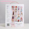 Интерьерная мягкая кукла «Клэр», набор для шитья, 18 × 22.5 × 3 см. Арт Узор 4213