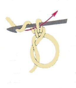 Как делать крючком петли